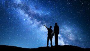Ecole La Nuit des étoiles au pôle culturel d'Alès