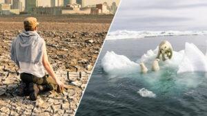 Maillot de bain Globální oteplování výrazně zrychluje. Z velké části ho způsobuje člověk
