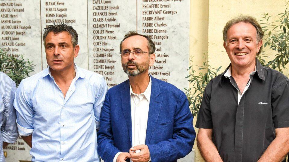 Maillot de bain La ville de Béziers nouveau propriétaire du membership!