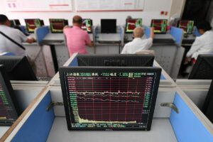 Maillot de bain American citizens Flip Against China Stocks as Crackdown Angst Deepens