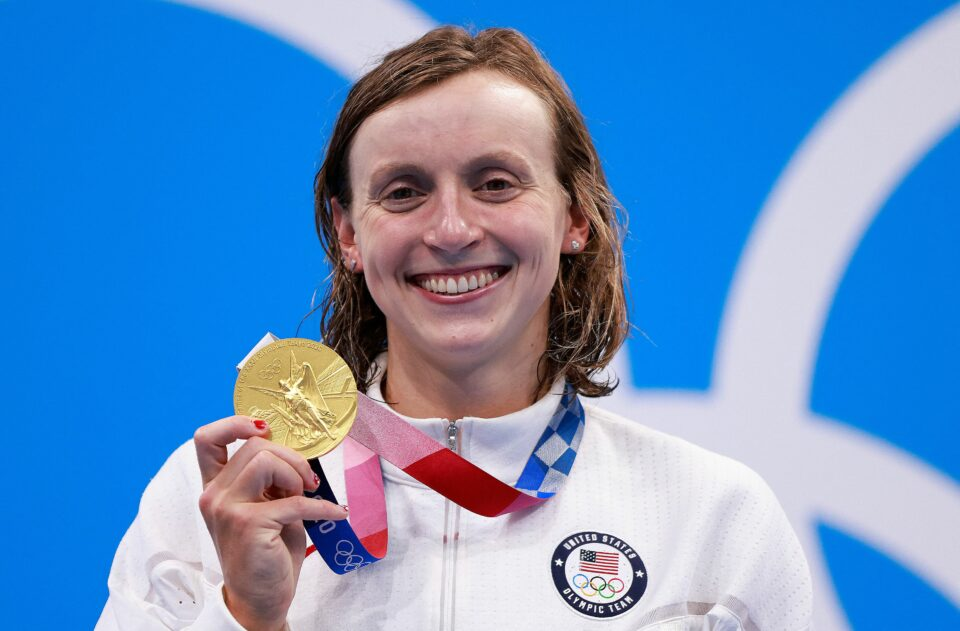 Maillot de bain How Katie Ledecky Conquered the Most Ambitious Swim Agenda in Olympic Historical previous