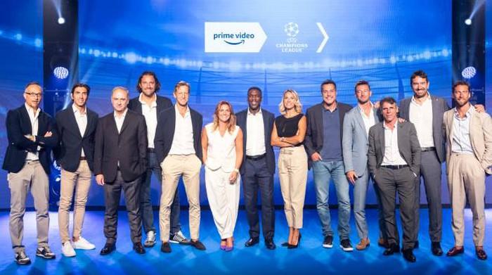 Maillot de bain Champions League dove vederla in tv e in streaming