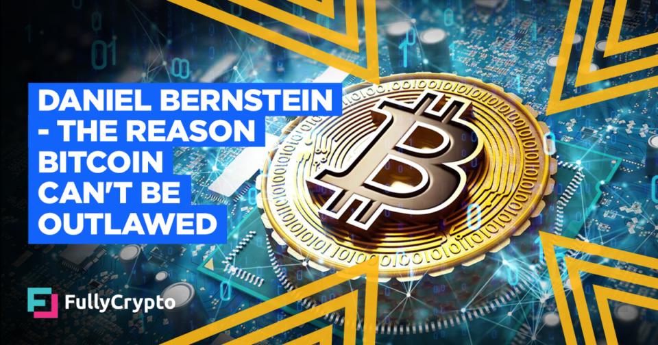 Maillot de bain Daniel Bernstein – The Reason Bitcoin Can't Be Outlawed