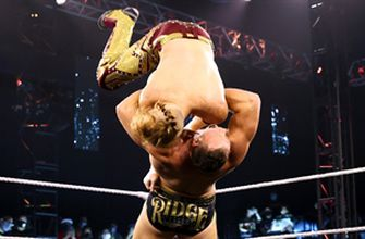 Maillot de bain Ridge Holland derails Trey Baxter's momentum: NXT TakeOver 36 Pre-Label (WWE Network Abnormal)