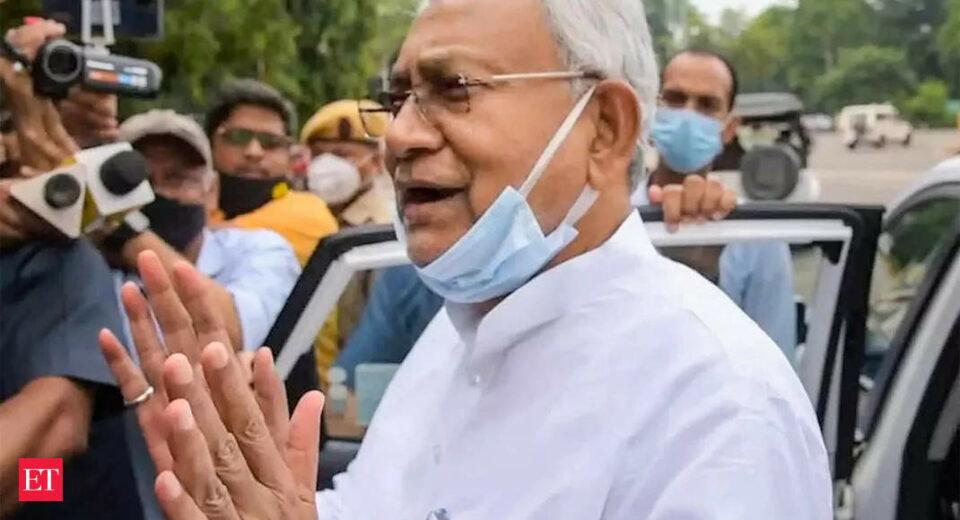 Maillot de bain Bihar delegation meets PM Modi to press for caste census