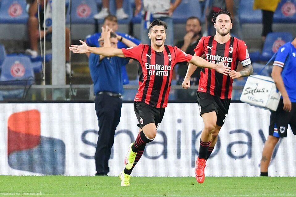 Maillot de bain Serie A : l'AC Milan s'impose contre la Sampdoria