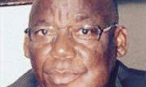 Maillot de bain Ex-Militia Governor Abiodun Olukoya Is Ineffective