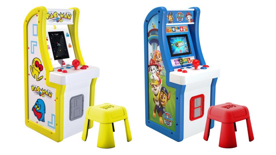 Maillot de bain Arcade1Up Declares Its First Children' Arcade Machines