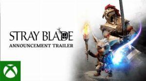 Maillot de bain Gamescom 2021 : L'circulation-RPG Stray Blade se remontre et promet une sortie en 2022