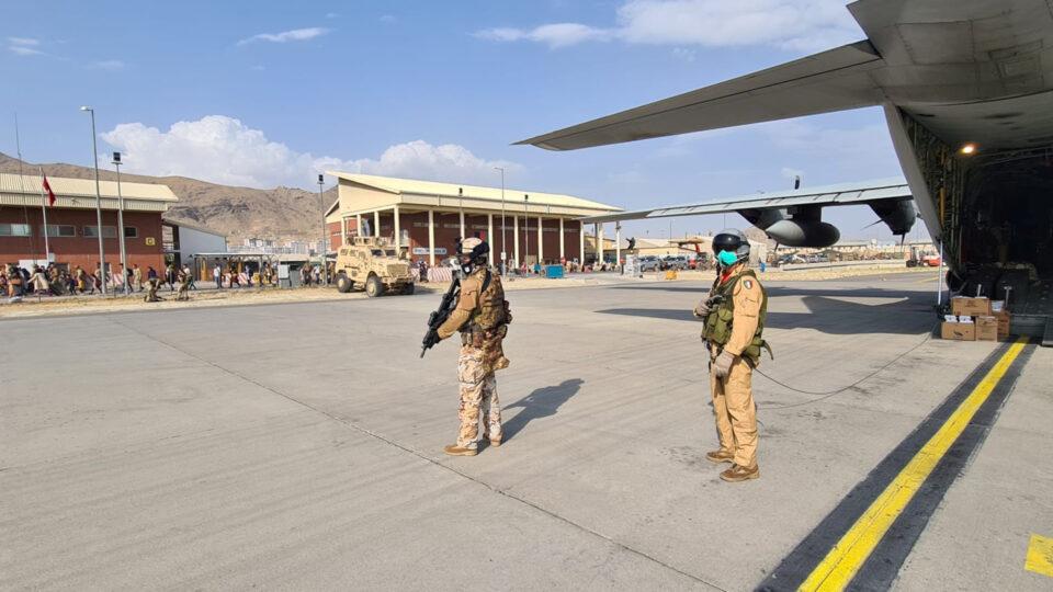 Maillot de bain Evakuierung aus Afghanistan: Kritik an UN-Organisation wächst