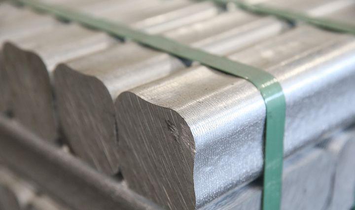 Maillot de bain Aliuminio kainos priartėjo prie daugiau kaip trejų metų aukštumų