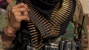 Maillot de bain La reconquista de Afganistán por los talibanes ha provocado temores de un resurgimiento de al Qaeda e ISIS