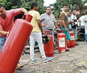 Maillot de bain Alza en el gas propano: así será el alivio para precio del flamable