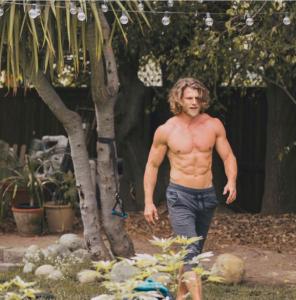 Maillot de bain You Celebrity Travis Van Winkle Reveals Off His Body Transformation Earlier than Season 3