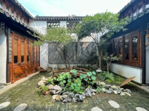 Maillot de bain Rush to Jing Ting, a Zhujiajiao Mature Town Retreat