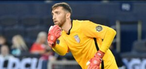 Maillot de bain Matt Turner to inaugurate for USMNT vs. El Salvador after Steffen is sidelined by aid spasms