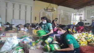 Maillot de bain Grupo Scout Kenya recibirá donativos para damnificados por las lluvias