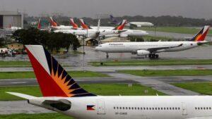 Maillot de bain Fluggesellschaft: Philippine Airways beantragt Konkurs in den USA