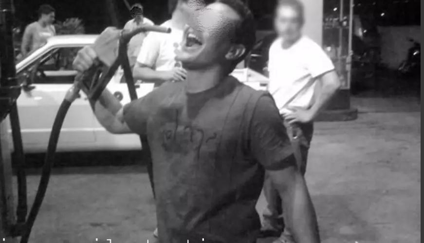 Maillot de bain Homem ingere gasolina e morre em Rondônia