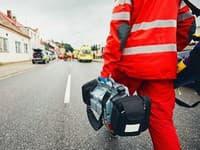 Maillot de bain Hasiči zasahujú pri dopravnej nehode vo Svidníku: Zranil sa motorkár