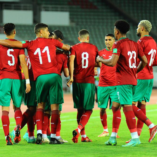 Maillot de bain Putschversuch vor Länderspiel – Marokko-Crew aus Guinea evakuiert