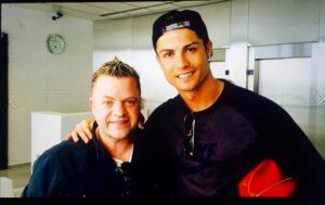 Maillot de bain Cristiano Ronaldo's Return – A Promise Fulfilled