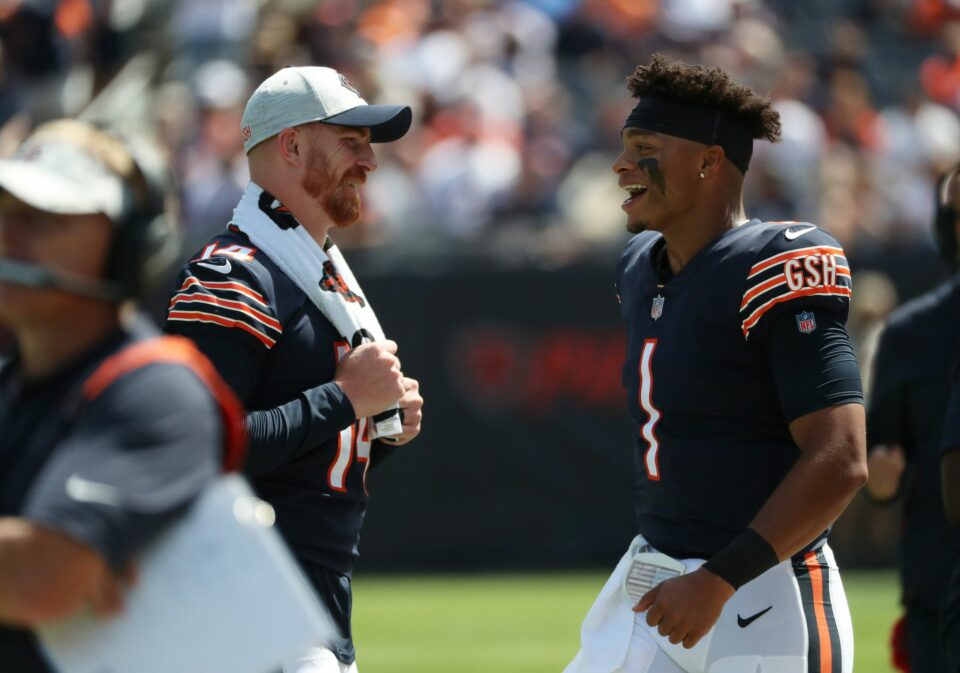 Maillot de bain Why are they so space on initiating Andy Dalton? And who else might perchance well simply aloof fans protect an discover about on? 4 questions for the Chicago Bears in Week 1.