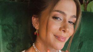 Maillot de bain Greeicy estará en 'La Voz España' junto a Alejandro Sanz
