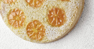 Maillot de bain Upside-Down Clementine Cake