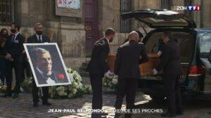Maillot de bain Jean-Paul Belmondo – l-adieu de ses proches