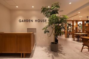 Maillot de bain 横浜そごう/世界の食文化が楽しめる上質ファミレス「GARDENHOUSE」