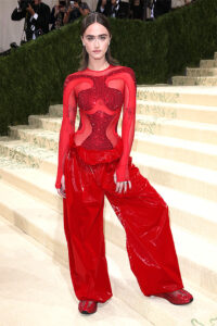 Maillot de bain Ella Emhoff's Met Gala 2021 Outfit: Picture – Hollywood Lifestyles
