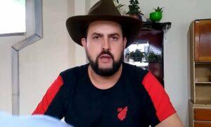 Maillot de bain Zé Trovão pediu refúgio no México alegando perseguição política no Brasil