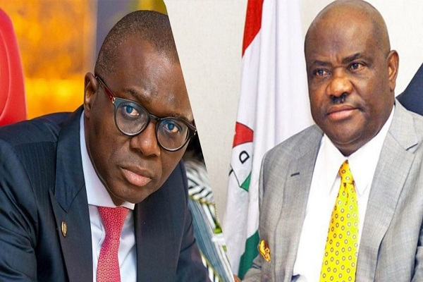 Maillot de bain Lagos, Rivers query court to quit VAT revenue sharing