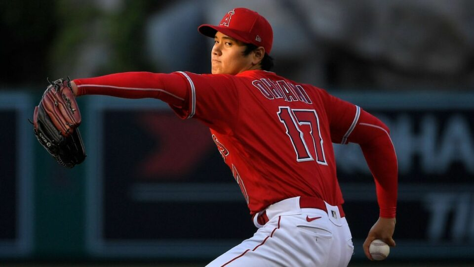 Maillot de bain Ohtani might presumably per chance presumably well be sidelined for season as pitcher