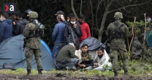 Maillot de bain Traja ľudia tragicky zahynuli na hranici Poľska s Bieloruskom