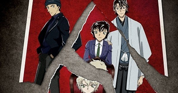 Maillot de bain Yuuki Kaji Voices Detective Conan's Shuichi Akai in Flashback Put 17 Years Ago