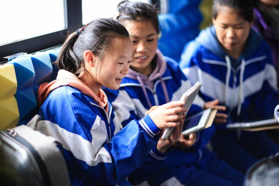 Maillot de bain Csak napi 40 percet TikTokozhatnak a gyerekek Kínában