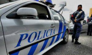 Maillot de bain Homem agride PSP com soco na cara em Braga durante intervenção policial