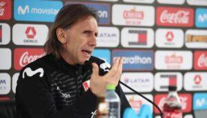 Maillot de bain ◉EN VIVO   Gareca anuncia lista de convocados de Perú en conferencia de prensa