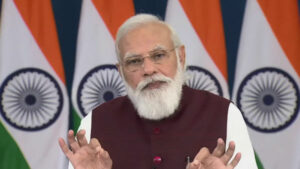Maillot de bain Menace of native weather commerce 'looming huge': PM Modi at Global Citizen Are residing