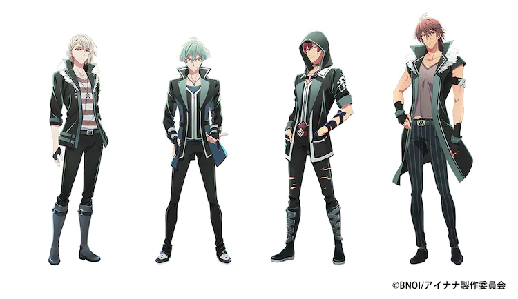 Maillot de bain IDOLiSH7 Pronounces Second Cour in 2022, Presentations off ŹOOĻ's Looks to be