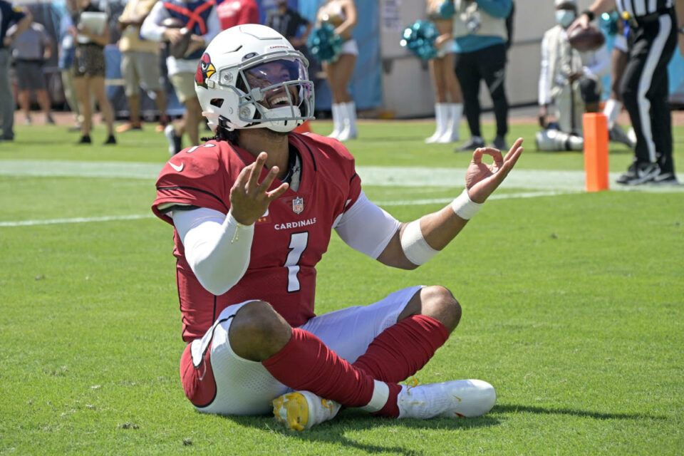 Maillot de bain Kyler Murray unworried about MVP odds, his situation as licensed to lift award