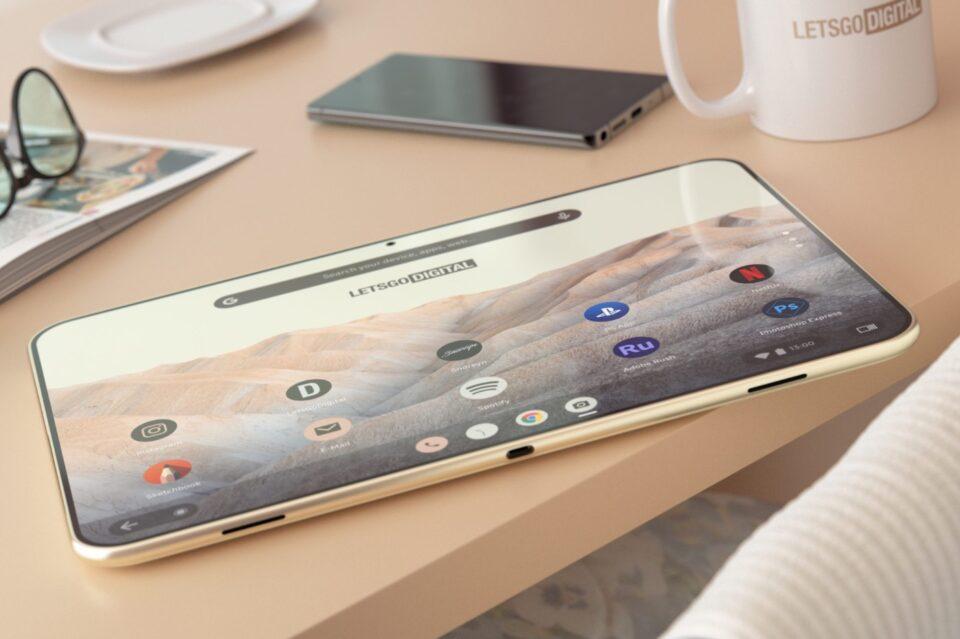 Maillot de bain Bientôt une nouvelle tablette pour Google?