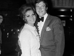 Maillot de bain Luisa Mattioli wurde 85: Dritte Ehefrau von Roger Moore ist tot