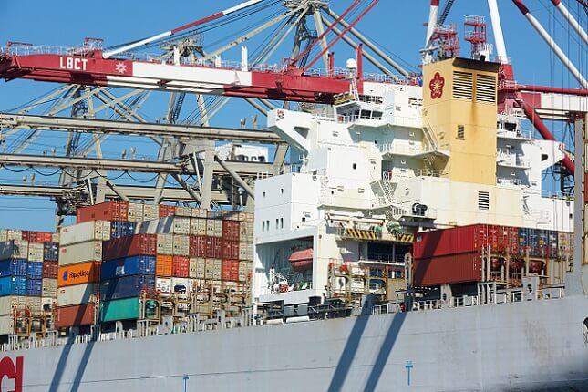 Maillot de bain Seaports, Backlogged Offer Chain Explore a Digital Response
