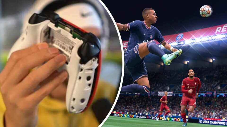 Maillot de bain FIFA 22 Streamer Obliterates Controller in Rage After Tremendous Omit