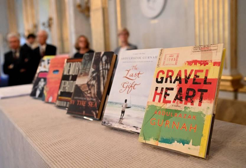 Maillot de bain El tanzano Abdulrazak Gurnah ganó el Nobel de Literatura 2021